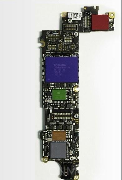 iphone4s 原厂拆机图纸